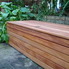 Outdoor Storage Bench Diy by Best 25 Outdoor Storage Boxes Ideas On Pinterest Outdoor