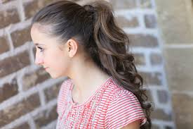 Little Girls Ponytail Hairstyles by How To Get The Perfect Ponytail Hairstyle Tips Cute Girls