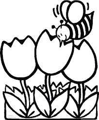 printable bumble bee coloring pages for kids of online sheets