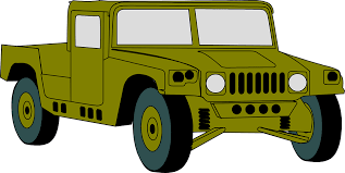 military jeep png vehicle car hummer free vector graphic on pixabay