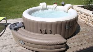 Jacuzzi Leroy Merlin Le Spa Pure Spa à Bulles 28404 Youtube