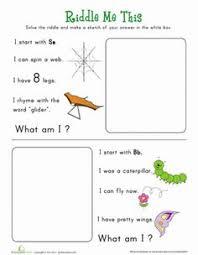 fruit riddles riddles fruit and worksheets