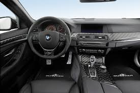 bmw 5 series dashboard bmw 5 series touring gets ac schnitzer modification kit