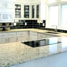 white cabinets with white granite black and white granite countertops image of best white cabinets
