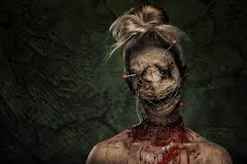 voodoo doll halloween makeup tutorial ellimacs sfx
