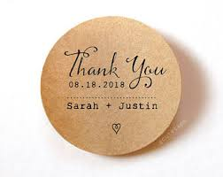 Stickers For Favors by Favor Thank You Stickers Wedding Stickers For Favors 60