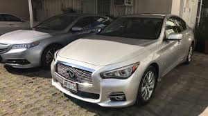 infiniti q50 2017 white acura tlx vs infiniti q50 youtube