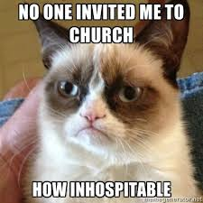 Church Meme Generator - sharing the gospel with internet memes show times