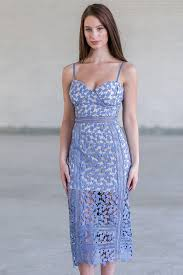 blue lace dress sky blue crochet lace midi dress blue lace pencil dress online