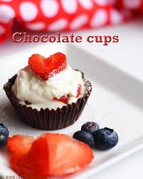 edible chocolate cups to buy chocolate cups how to make edible chocolate cups rak s kitchen net