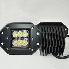 led tractor light bar 24w led work light bar 12v led tractor work lights for trucks 4x4
