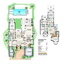 moss stone cottage house plan courtyard plans within luxury home