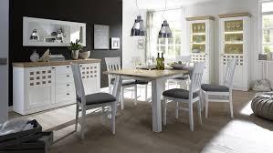 esszimmer weiß boleros tisch stuhl esszimmer weiß lack eiche