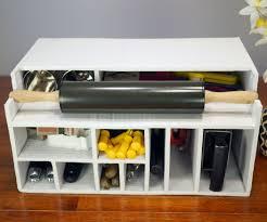 Cupboard Organizers Cardboard Kitchen Cupboard Organizer 14 Steps With Pictures
