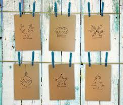48 best christmas cards images on pinterest hand drawn