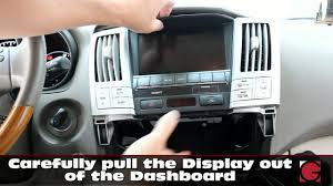 lexus rx 350 bluetooth audio streaming 2007 2009 lexus rx350 rx400h grom vline install car stereo