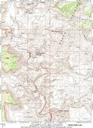 Green River Utah Map by The Chute Of Muddy Creek San Rafael Swell Canyoneering