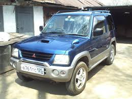 pajero mitsubishi 1998 1998 mitsubishi pajero mini related infomation specifications