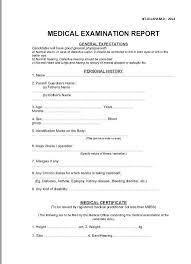 medical certificate format 8 medical leave certificate format