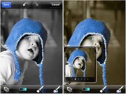 Can You Black With Color Three Iphone Photography Apps For Re Coloring Your Photographs
