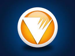 v logo by wil limoges dribbble