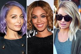 see yourself in different hair color see all the celebrity hair makeovers of 2014 instyle com