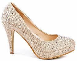 Wedding Shoes Amazon Sparkling Wedding Shoes Amazon Com
