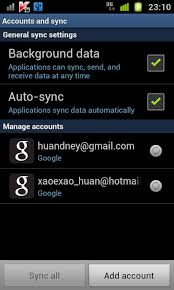 delete account android guide delete gmail account android development and hacking
