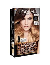 preference wild ombre on short hair préférence coloured intense no 104 ombre l oréal paris