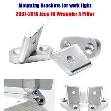 work light mounting bracket mounting bracket led work light driving fog spotlight holder for