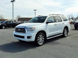 toyota sequoia 2015 toyota sequoia limited 4wd review start up and tour youtube