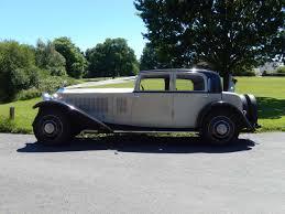 antique rolls royce 1931 vintage rolls royce phantom ii u2013 gold chauffeur services