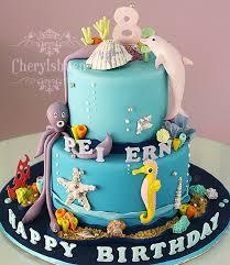 cherylshuen fondant cakes