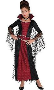 Halloween Costumes Fir Girls Vampire Costumes Girls Super Deluxe Vampiress Versailles