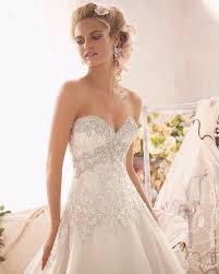 wedding dress no 73 unique wedding hairstyles for different necklines 2017