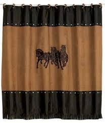 Western Bathroom Shower Curtains The Western Peddler Western Bath Products