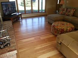 custom hickory wide plank hardwood floor milwaukee wi my