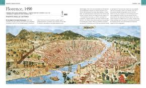 Map Of Florence Italy Great City Maps Dk 9781465453587 Amazon Com Books