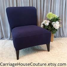 armless accent chair slipcover slipcover magenta suede chair cover for armless chair slipper