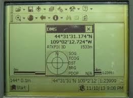 dap microflex ce5320 rugged computer trimble terrasync data