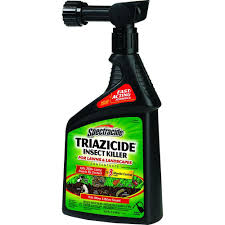 Cutter Backyard Bug Control Reviews by Spectracide Triazicide 32 Fl Oz Ready To Spray Lawn Insect