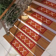 5 inexepensive non slip carpet stair treads for under 100 u2013 carpetra
