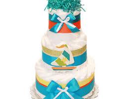 any color elephant diaper cake complete set boys diaper
