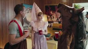 party city halloween commercial little caesars commercial 2012 horse guys run youtube
