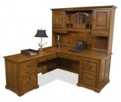 Solid Wood L Shaped Desk Oak L Shaped Desk Foter