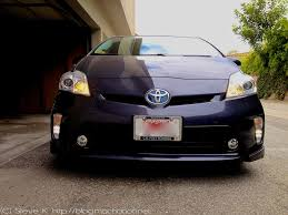 diy how to add daytime running lights to a 2010 2011 prius