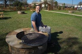 Grill Firepit Kenny S Pit Grill Beulah Acres