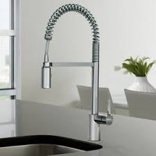 one kitchen faucets moen kitchen faucets you ll wayfair