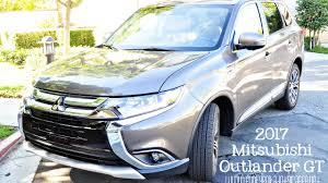 2000 Mitsubishi Outlander 2017 Mitsubishi Outlander Gt Review Youtube
