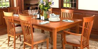 Dining Room Chairs Cherry Solid Cherry Dining Room Furniture Shaker Dining Room Chairs